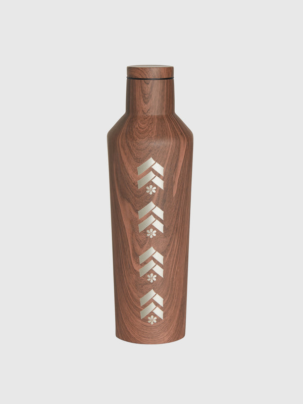 CORKCICLE X BARRY'S WALNUT 16 OZ CANTEEN