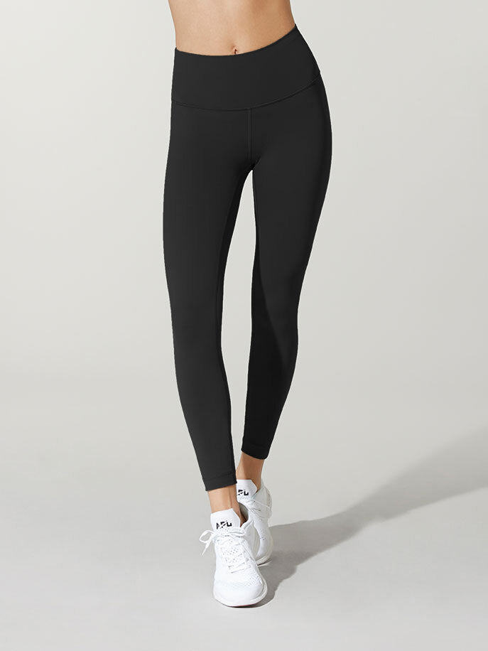 LULULEMON // BARRY'S FAMILY BLACK WUNDER UNDER 28'' TIGHT