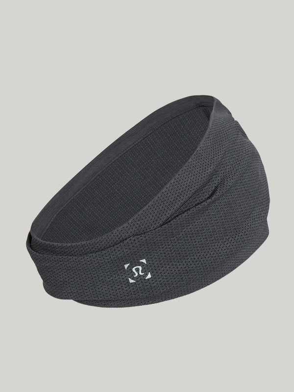 LULULEMON X BARRY'S GREY VENT TECH HEADBAND