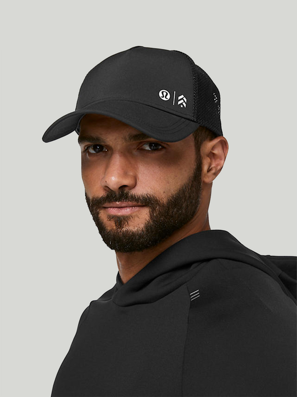 LULULEMON X BARRY'S BLACK COMMISSION HAT