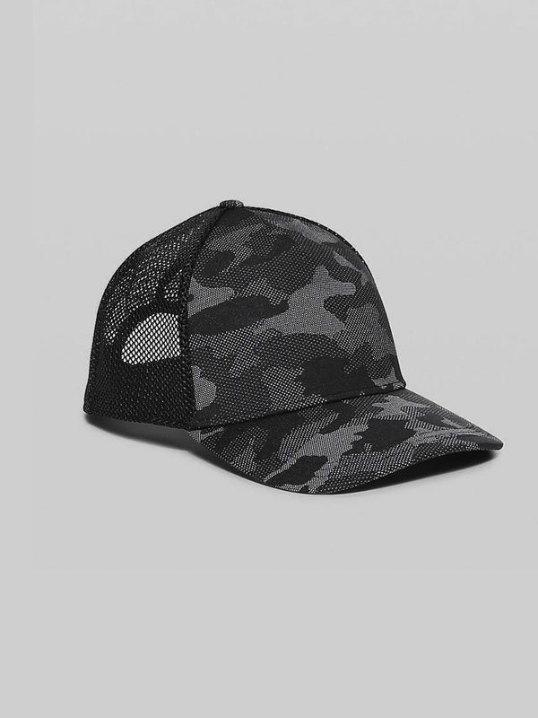 LULULEMON CAMO BLACK COMMISSION HAT