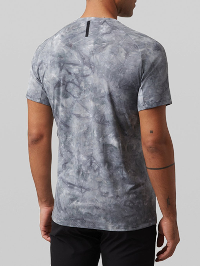 LULULEMON SPRAY DYE TENCEL MICRO SHORT SLEEVE