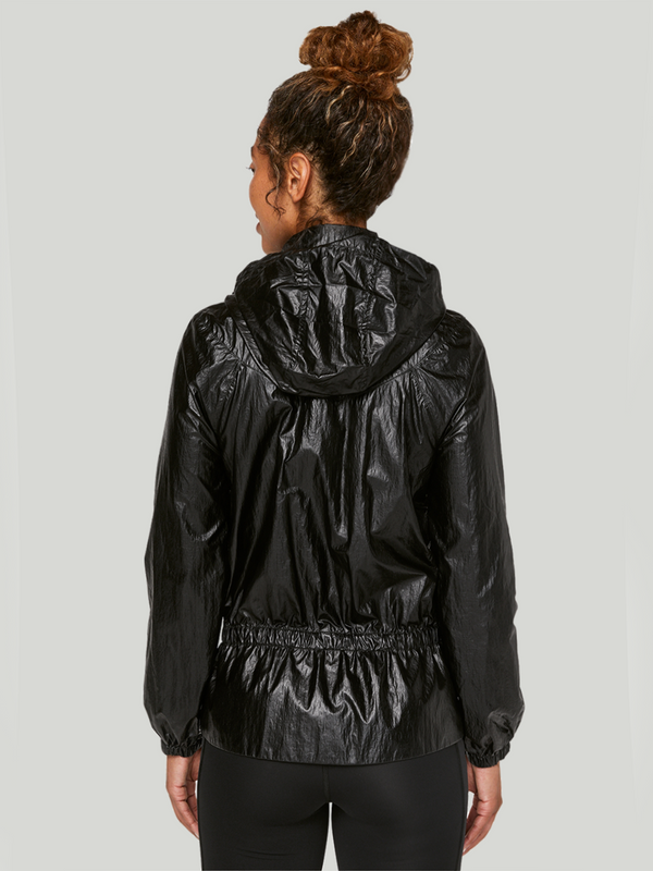 LULULEMON X BARRY'S MATTE FOIL STRONGER AS ONE JACKET