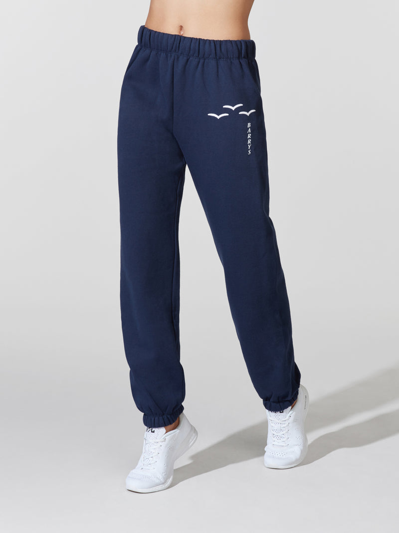 LAZY PANTS NAVY NIKI SWEAT