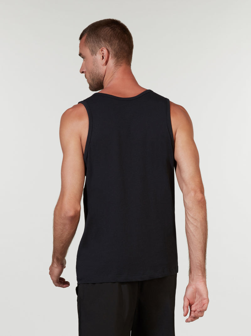 NIKE BLACK/RED SPORTSWEAR TANK