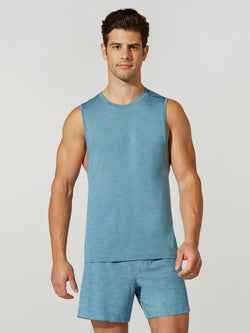 LULULEMON // BARRY'S METAL VENT TECH MUSCLE TANK