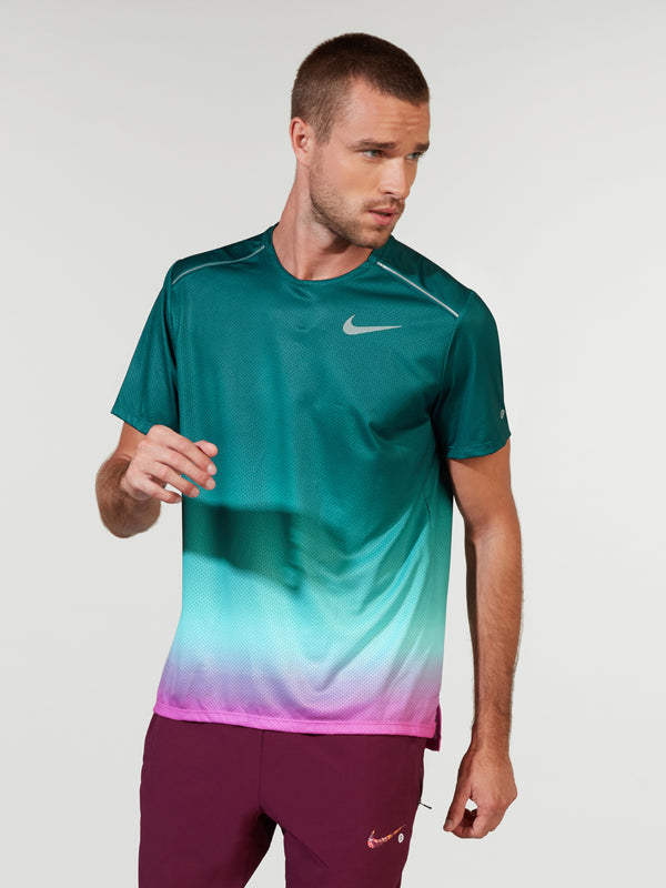 NIKE X BARRY'S DRI FIT MILER SS TEE