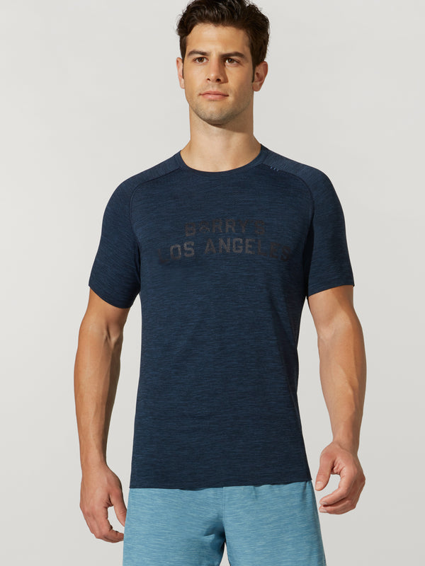 LULULEMON // BARRY'S METAL VENT TECH SS TEE
