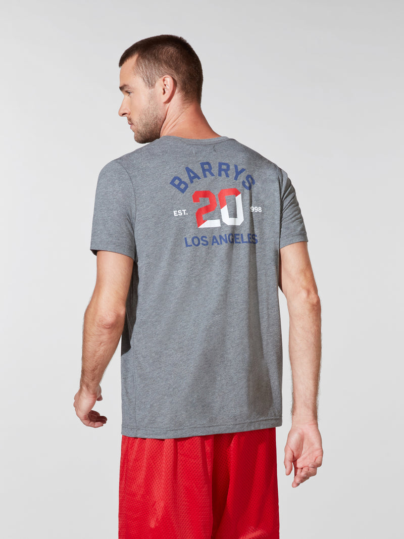 BARRY'S 20TH YEAR TRIBLEND TEE