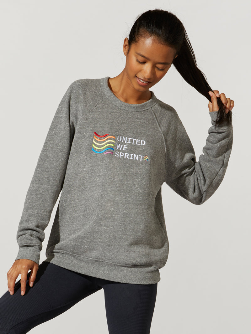 BARRY'S PRIDE UNISEX PULLOVER