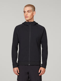 LULULEMON BLACK CITY SWEAT ZIP HOODIE LIFT