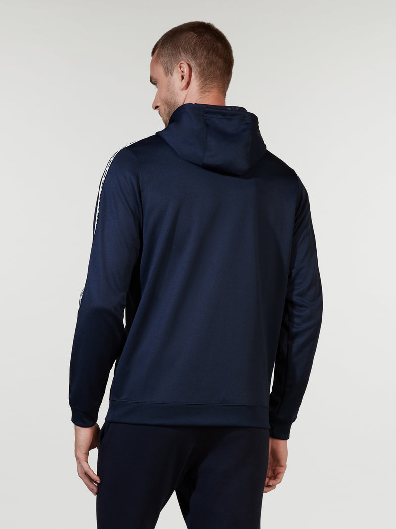 NIKE X BARRY'S OBSIDIAN REPEAT HOODIE