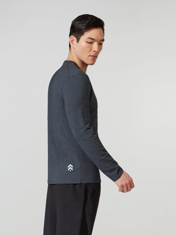 LULULEMON X BARRY'S 5YR BASIC HENLEY