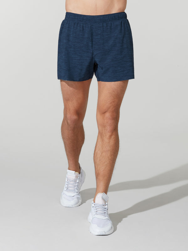 LULULEMON NAVY SURGE SHORT