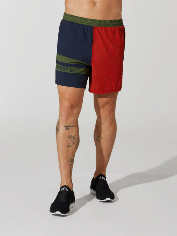 BARRY'S FIT COLORBLOCK JOEY SHORT