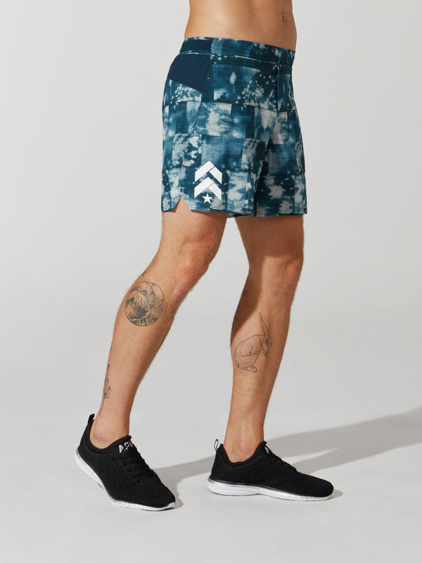 LULULEMON X BARRY'S INDIGO SURGE SHORT