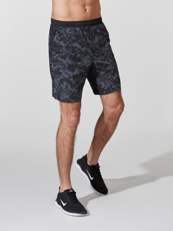 LULULEMON X BARRY'S REFLECTIVE PACEBREAKER SHORT