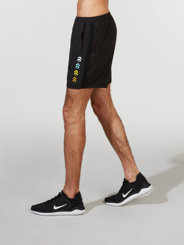 BARRY'S BLACK JOEY SHORT