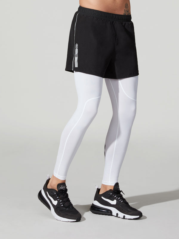 NIKE PRO TIGHT WHITE