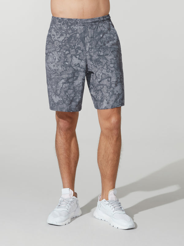 LULULEMON MAP PACEBREAKER SHORT