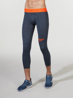 NIKE X BARRY'S THUNDER BLUE PRO HYPERCOOL TIGHT