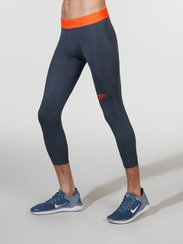 NIKE THUNDER BLUE PRO HYPERCOOL TIGHT