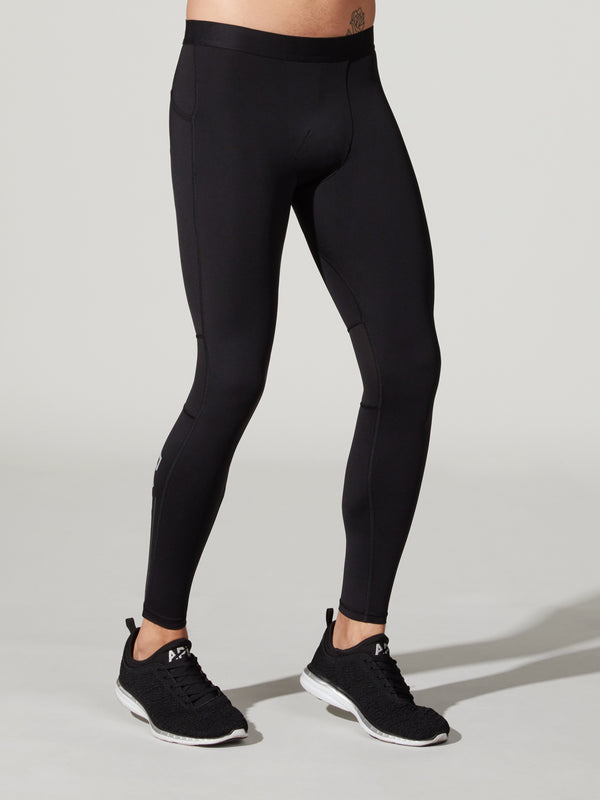 LULULEMON BLACK SURGE TIGHT