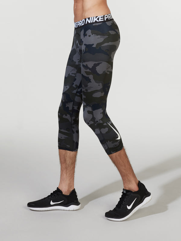 NIKE X BARRY'S CAMO PRO TIGHT