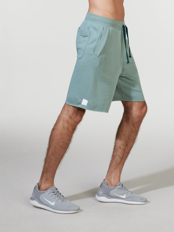NIKE X BARRY'S AVIATOR GREY TERRY SHORT