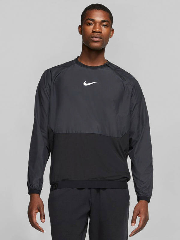 NIKE DRILL TOP NPC BLACK