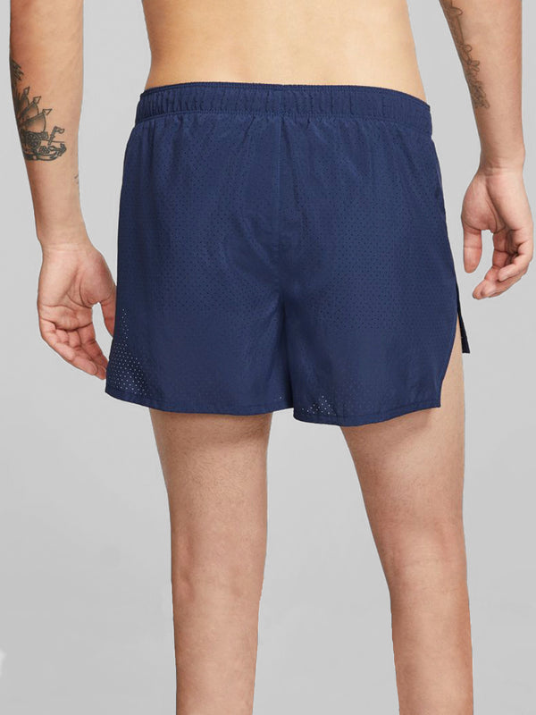 NIKE X BARRY'S MIDNIGHT NAVY FAST SHORT