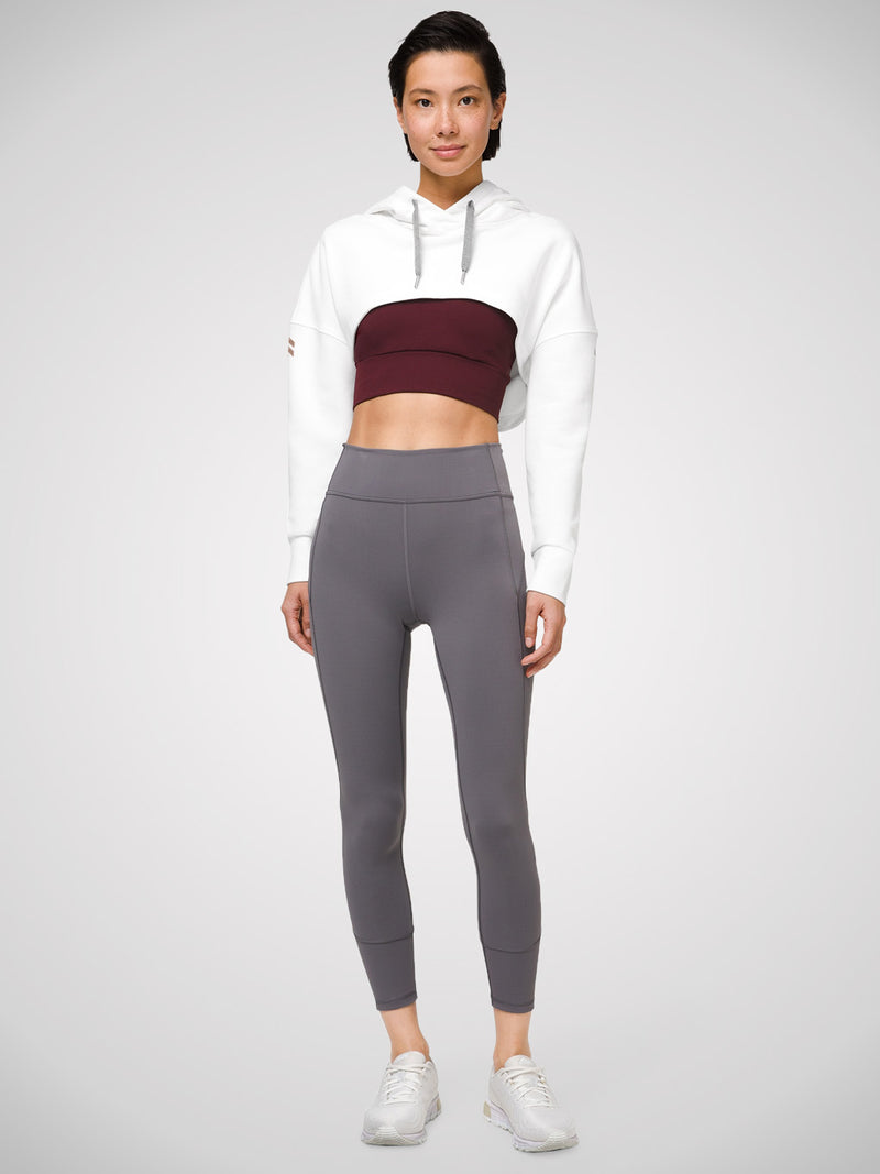 LULULEMON NEW AMBITION CROPPED HOODIE