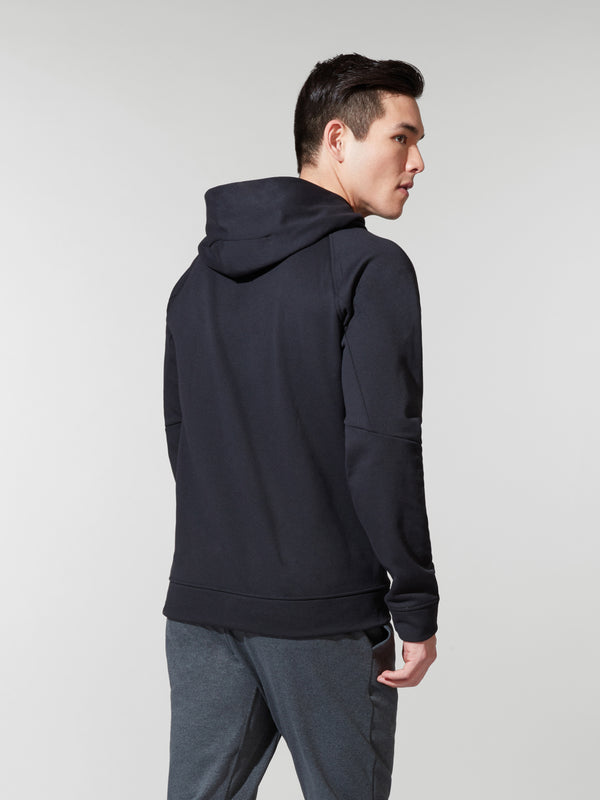 LULULEMON PARK CITY BLACK CITY SWEAT HOODIE