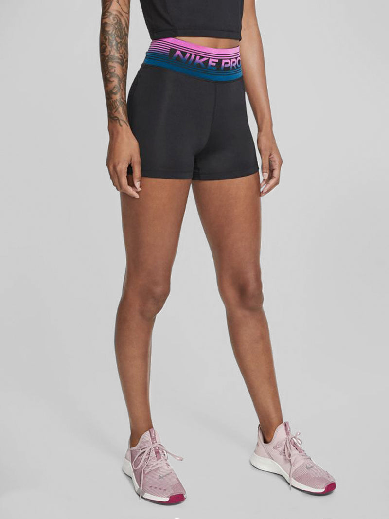 NIKE X BARRY'S BLACK PRO SHORTS