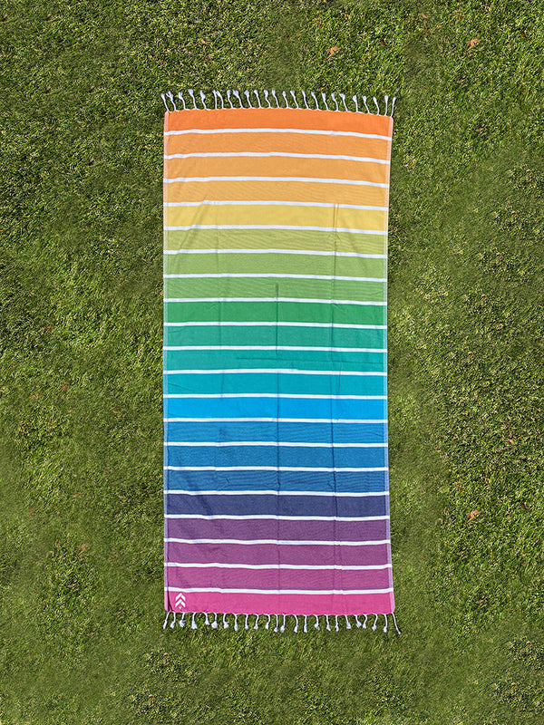 BARRY'S RAINBOW BEACH BLANKET