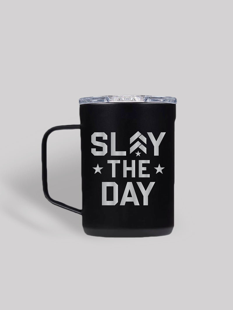BARRY'S CORKCICLE SLAY THE DAY COFFEE MUG