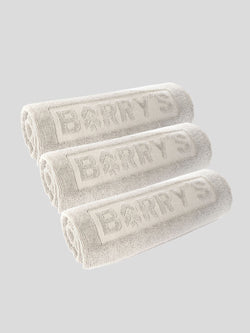BARRY'S SWEAT TOWELS - 3 PACK