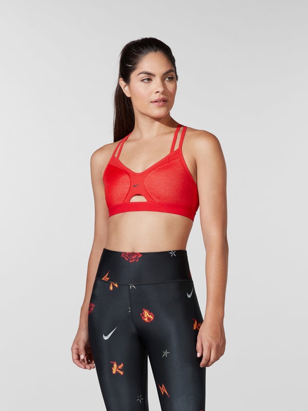 NIKE X BARRY'S CRIMSON ADAPT BRA