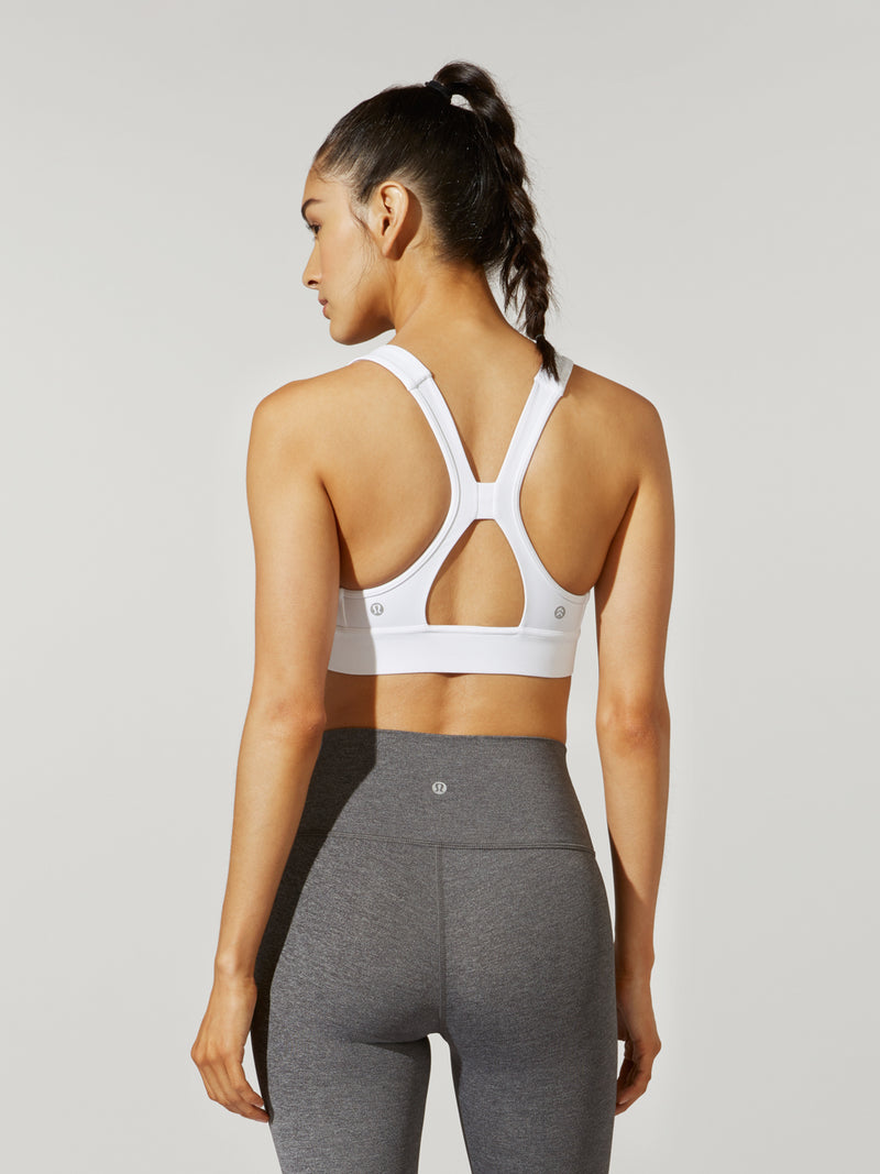LULULEMON //  BARRY'S POWER THROUGH BRA