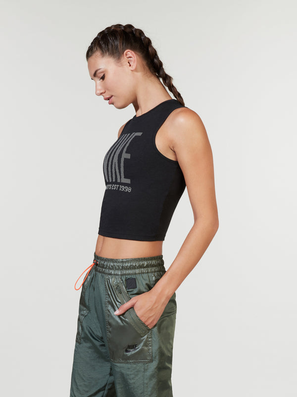 NIKE X BARRY'S BLACK DRY TANK