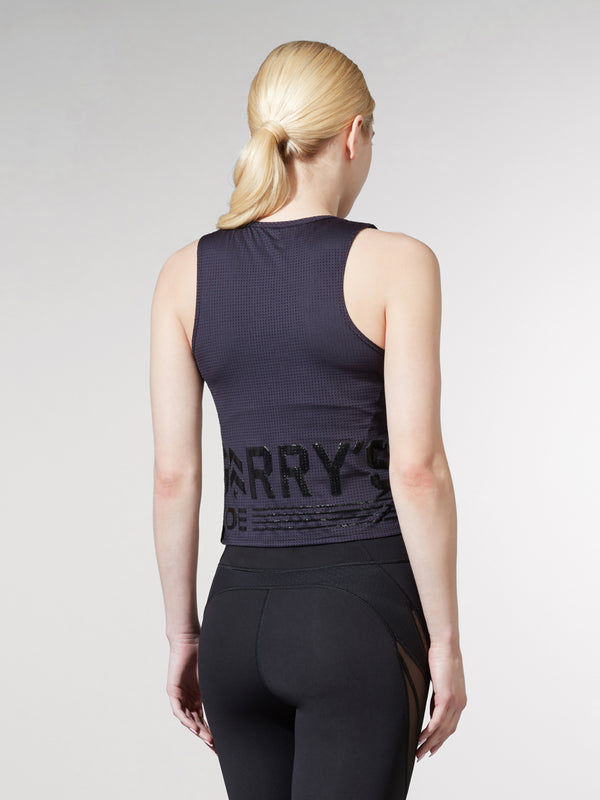 BARRY'S RIDE INTERVAL CROP TANK