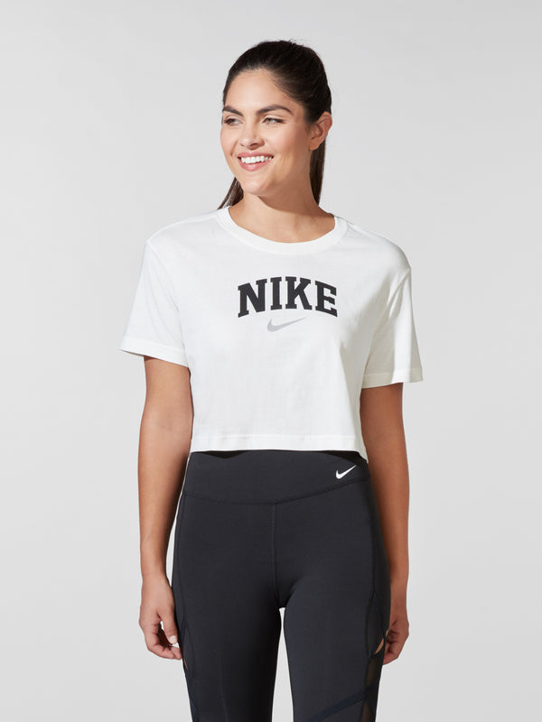 NIKE X BARRY'S SAIL CROP TEE