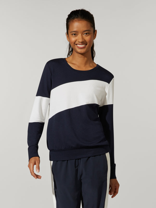 SPLITS59 MIDNIGHT RAMP PULLOVER