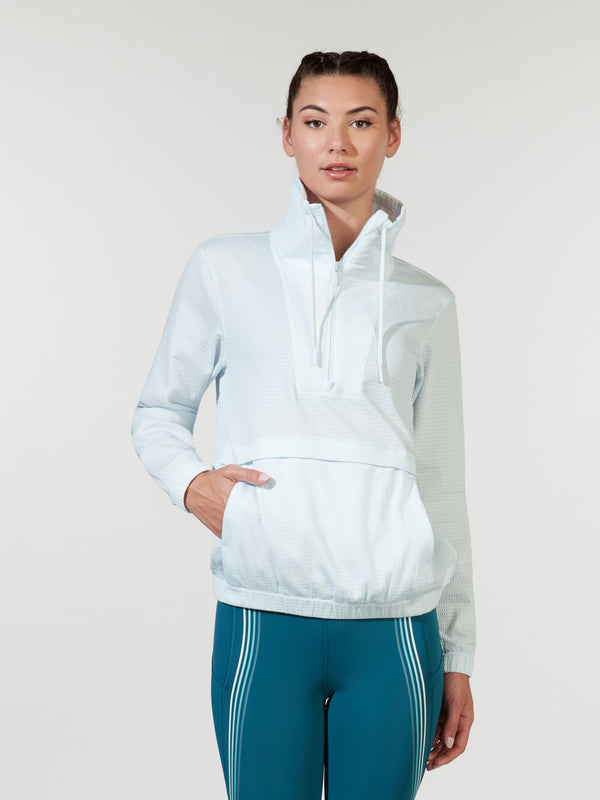 LULULEMON ALMOST BLUE PACK LIGHT PULLOVER