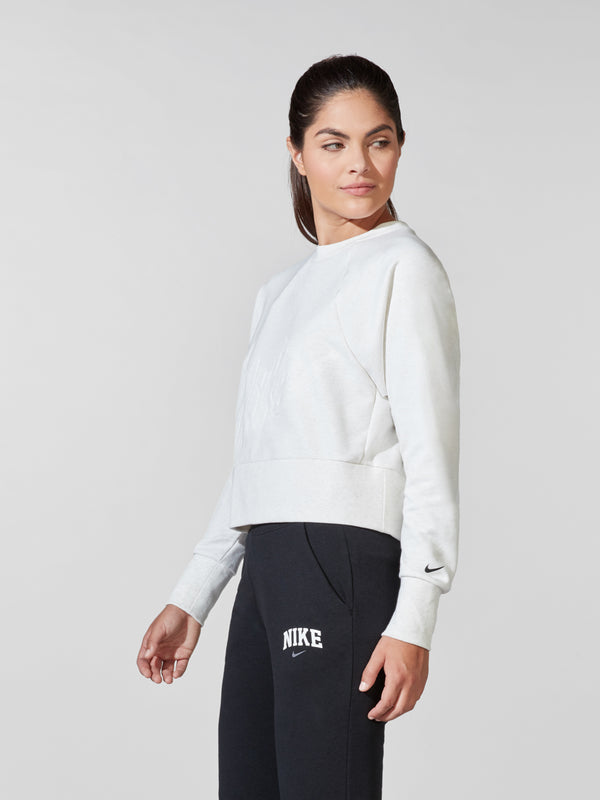 NIKE X BARRY'S WHITE PULLOVER