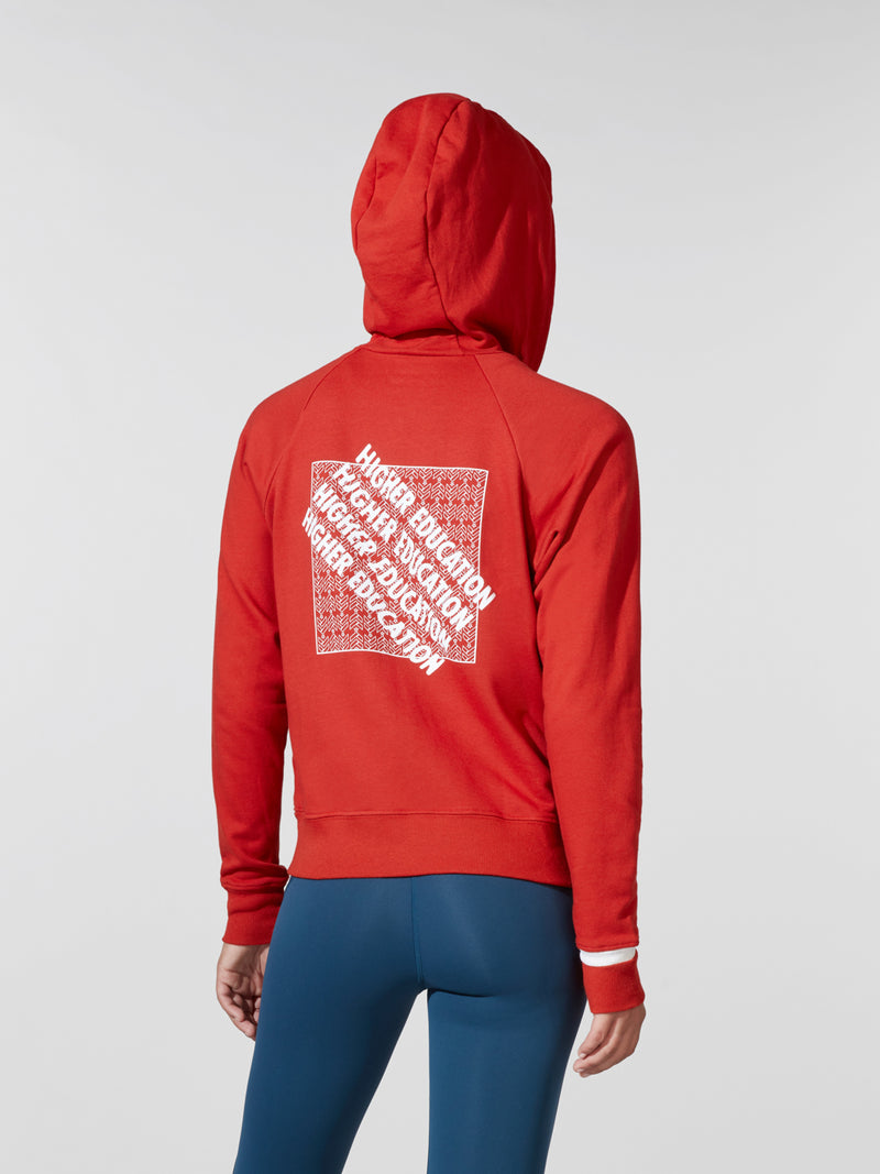 SPLITS59 X BARRY'S CRIMSON GEORGIA HOODIE