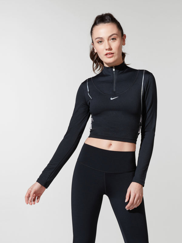 NIKE X BARRY'S HYPERWARM LONG SLEEVE