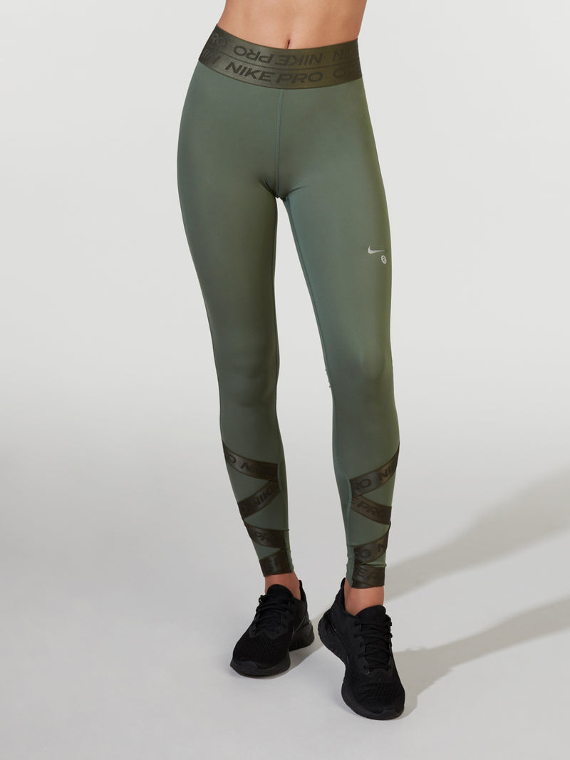NIKE X BARRY'S JUNIPER FOG PRO LEGGING