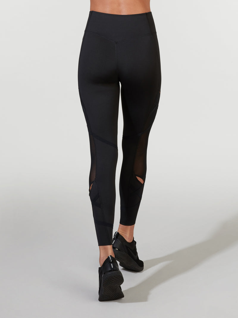 NIKE X BARRY'S BLACK ONE ICON CLASH LEGGING