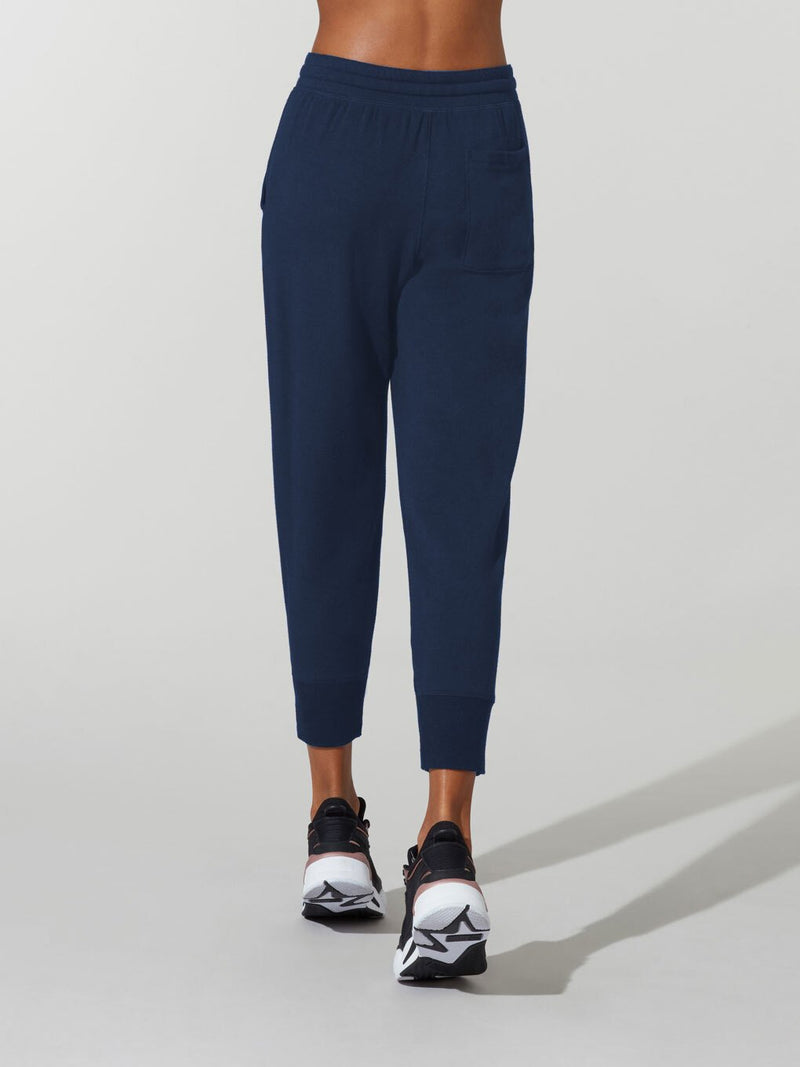 SPLITS59 NAVY REENA SWEATPANT